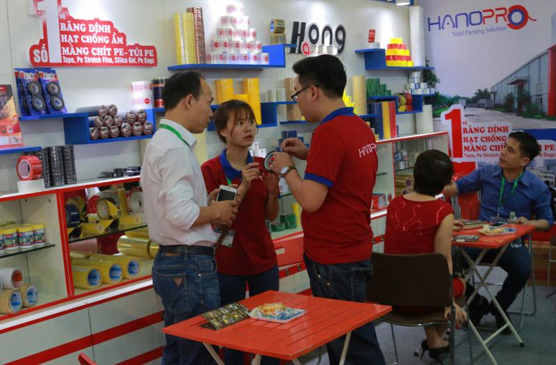 Hanopro-vietnam-joined-the-expo-2017